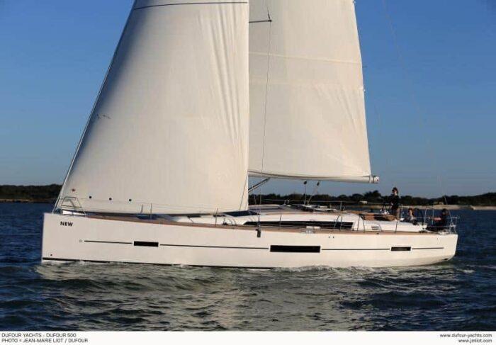 dufour-500-gl-charter-croatia-rental