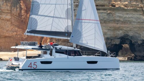 fountaine-pajot-45-elba-charter-croatia-rental-catamaran-sailing 19