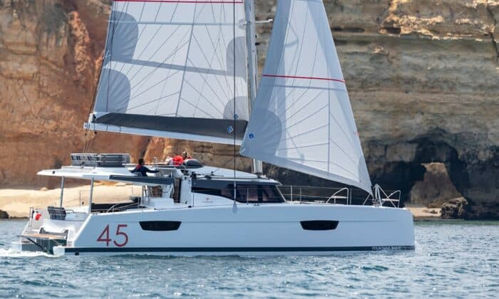 fountaine-pajot-45-elba-charter-croatia-rental-catamaran-sailing 19