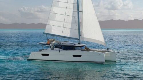 fountaine-pajot-47 quintet-charter-croatia-rental
