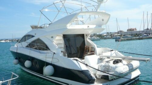 Sunseeker Manhatan 50 - Forever Maja