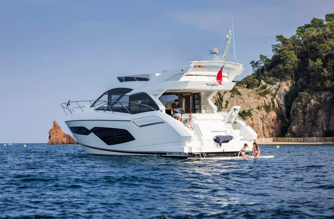 Sunseeker Manhatan 52 - MY Cico